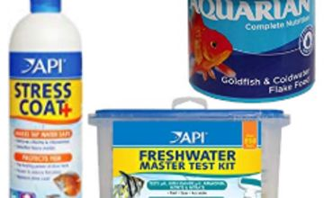 Up to 30% off fishcare bestsellers by API and AQUARIAN