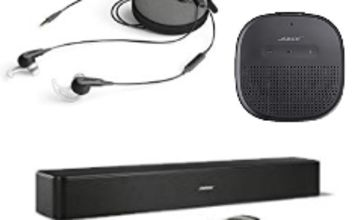 Up to 50% off Bose Headphones, Speakers and Soundbars