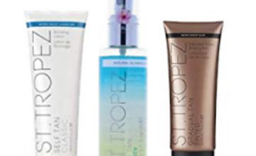 Up to 40% off St Tropez Self Tan Best Sellers