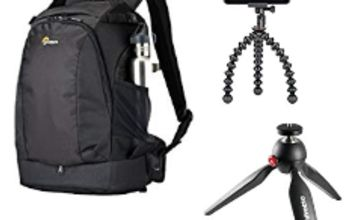 Up to 40% off Manfrotto, Joby and Lowepro Acessories