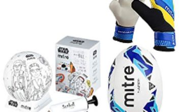 Save up to 20% on Mitre Footballs and more