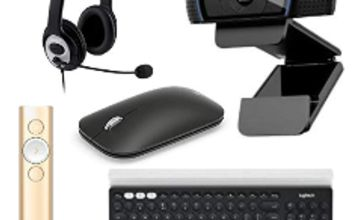 Up to 44% off PC Accessories including Logitech and Microsoft