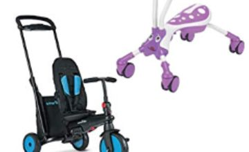 Up to 25% off Bikes and Trikes Toys