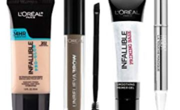 Up to 35% off L'Oreal Paris Make Up