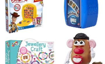 Up to 40% off Stocking Filler Toys