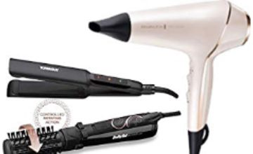 Up to 55% off Haircare on Remington, Toni & Guy, BaByliss & more