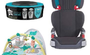 Up to 50% off Must Have Baby Products from Tommee Tippee, Graco and Skip Hop