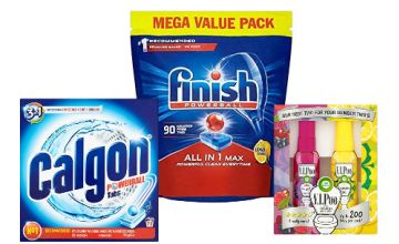 Up to 57% off Finish, Vanish, Calgon and Air Wick