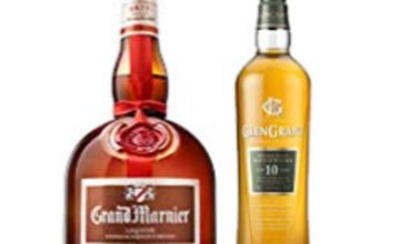 Up to 20% off Glen Grant 10 Year Old Single Malt Scotch Whisky, Grand Marnier Cordon Rouge Liqueur and more