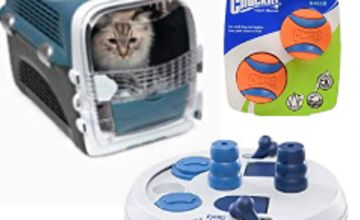 Up to 40% off Chuckit, Trixie, Catit and more