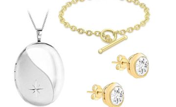 25% off Carissima Gold and Tuscany Silver Jewellery