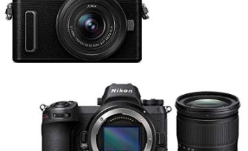Up to 35% off Cameras and Lenses from Nikon
