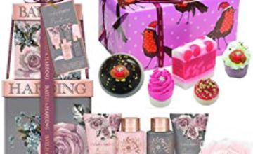 Up to 40% off Baylis & Harding and Bomb Cosmetics Gifting