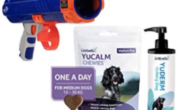 Up to 25% off dog products: Nerf, Lintbells, Good Boy and more