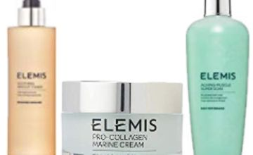 Up to 25% off Elemis