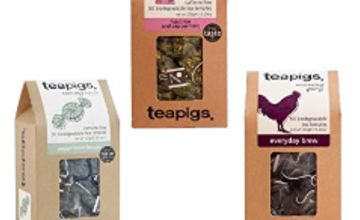 Up to 30% off Teapigs