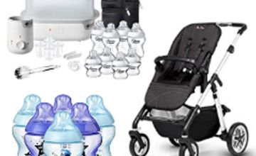 Up to 35% off Top Baby Brands such as Silvercross, Tommee Tippee and Fisherprice