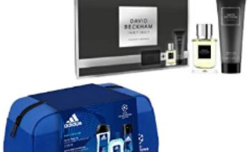 Up to 45% off Men's Fragrance Giftsets