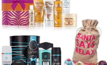 Up to 50% on Gifting by Sanctuary Spa, Lynx, Bomb Cosmetics and more