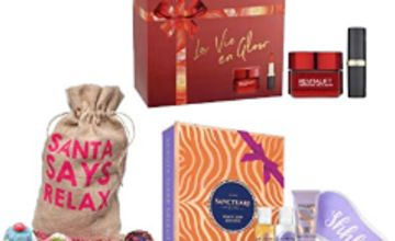 Up to 40% off Gifting by Sanctuary Spa, Bomb Cosmetics and L'Oreal