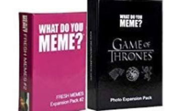 25% off What Do You Meme Card Games