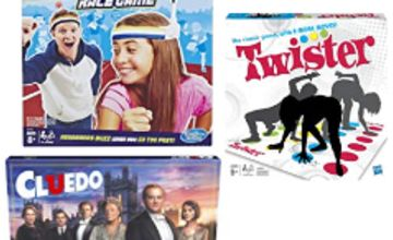 Up to 25% off Hasbro Games & Puzzles