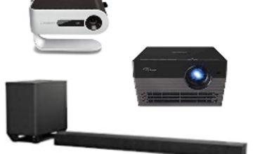 Up to 40% off Home Cinema products including Samsung, ViewSonic, Sony and more