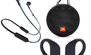 Up to 30% off JBL Bluetooth Sports Headphones and Portable Speakers
