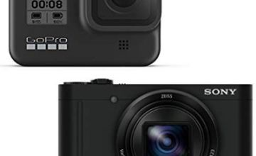 Up to 40% off cameras from GoPro, Sony, Nikon and more