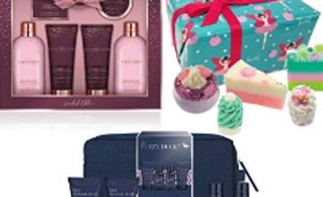 Up to 40% off Gifts by Bomb Cosmetics and Baylis & Harding