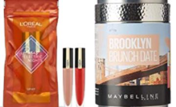 50% off Gifting by L'Oreal Paris, Maybelline and Essie