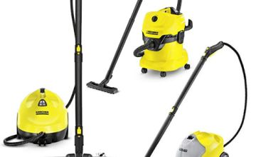 Up to 30% off Karcher hard floor and steam cleaners