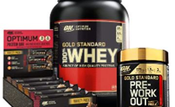 Up to 50% off Optimum Nutrition