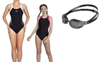 Save on Speedo including Swimwear, Goggles and more