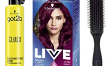 30% off Hair Styling from Denman, Schwarzkopf and Nanogen