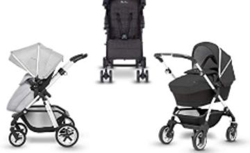 Up to 25% off Silver Cross prams and travel systems