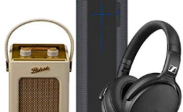 Up to 40% off Headphones and Speakers from Bose, Sennheiser, Sony and more