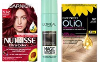 25% off Hair Colorants, Magic ReTouch, Nutrisse, Olia And More