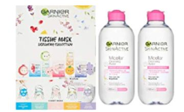 Up to 30% off Garnier Skin Care