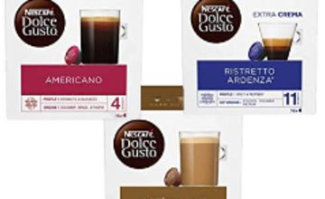 Up to 21% off NESCAFÉ Dolce Gusto Pods