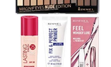 Up to 45% off Rimmel Bestsellers