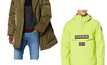 Up to 30% off Men's Winter Jackets