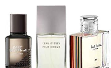 Up to 55% off Fragrances for Men from David Beckham, Issey Miyake, Paco Rabanne and more