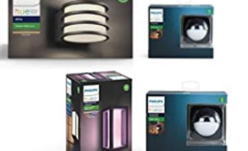 Up to 27% off selected Philips Hue Outdoor Wall Lights