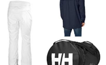 Up to 50% off in Selected Helly Hansen items