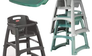 20% off Rubbermaid Commercial Baby Chairs