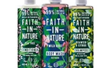 Up to 18% off Faith in Nature 400mL