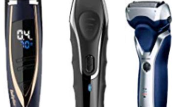 Up to 70% off Men's Trimmers and Shavers
