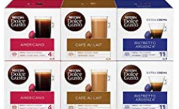 Up to 37% off NESCAFÉ Dolce Gusto Coffee Pods