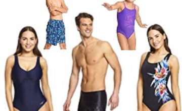 Up to 50% off on Zoggs Swimwear